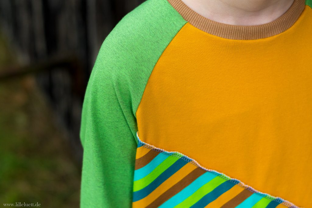 Rawr! - Der Tiger ist los! - Textilfarbe sprühen – Marabu Fashion Spray - Bethioua Kids Shirt