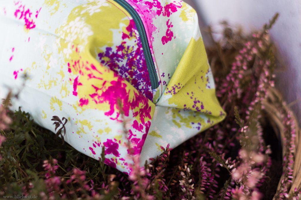 Eine PopUp Tasche - Mein 1. Beitrag zum Farbenmix - Taschenspieler - 4 - Sew Along