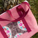 Eine Ruckzuck Tasche – Mein 2. Beitrag zum Farbenmix – Taschenspieler – 4 – Sew Along